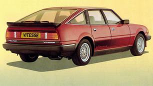 Vergeten model: Rover SD1, de betaalbare V8