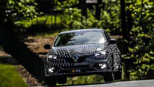 Vidéo : La future Renault Mégane RS en action sur le Nürburgring