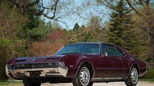 Vergeten model: Oldsmobile Toronado, de voorwielaandrijver