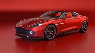 Aston Martin Vanquish Zagato breidt de familie uit!