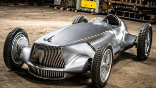 Infiniti lanceert een opmerkelijke elektrische conceptcar