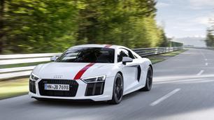 Audi R8 V10 RWS: nu ook met achterwielaandrijving!