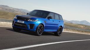 Range Rover Sport: hybrideversie en geüpdatete technologie