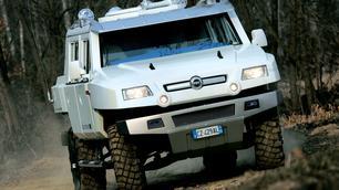 Vergeten concept: wanneer Fiat denkt dat het een Hummer is