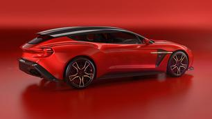 Dit is de Aston Martin Zagato Shooting Brake!