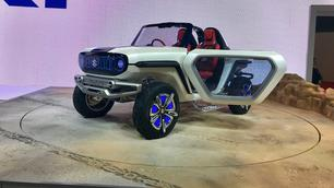 Un concept ultra comique chez Suzuki !