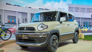Suzuki présente un SUV tout mignon à Tokyo !