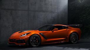 Chevrolet presenteert een Corvette met… 765 pk!