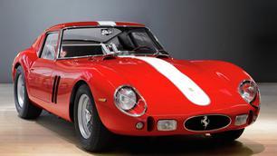 Top 5: de duurste auto's ter wereld
