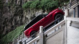 Video: de Range Rover Sport P400E klopt aan de hemelpoort
