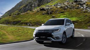 Mitsubishi Outlander PHEV: iets nieuws… onder de kap