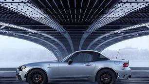 Abarth 124: GT met carbon