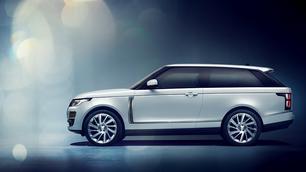 Range Rover SV Coupé: XXL-coupé in beperkte oplage