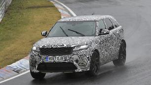 Scoop: Range Rover Velar SVR