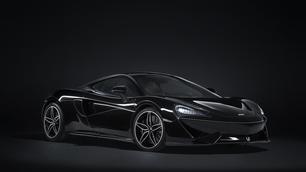 McLaren 570 GT MSO Black Collection: exclusieve zwartkijker