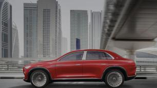 Mercedes-Maybach : le luxe ultime, en SUV-berline