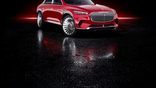 Mercedes-Maybach Ultimate Luxury: inclusief theeservies!
