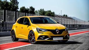 Renault Mégane R.S. : déjà en mode « Trophy »