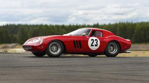 Nieuw record: deze Ferrari is de duurste auto ooit geveild