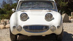 """Vergeten model: Austin-Healey Sprite """"Frogeye"""", de vrolijkste auto ooit"""