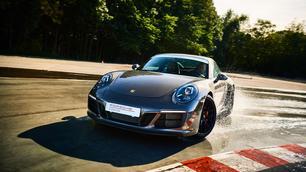 Nous sommes retournés à l'école avec la Porsche Experience
