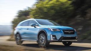 Ook Subaru gaat voor plug-inhybride