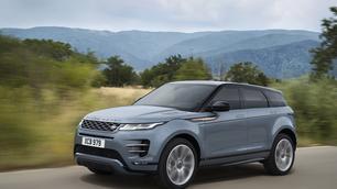 Officieel: nieuwe Range Rover Evoque gaat Velar achterna