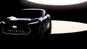 Infiniti zet ook in op een elektrische SUV