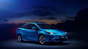 La Toyota Prius roule en mode électrique plus de 70% du temps !