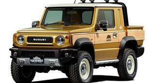 Le nouveau Suzuki Jimny, en robuste pick-up !