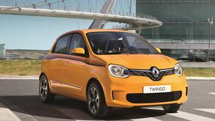 Facelift voor de Renault Twingo