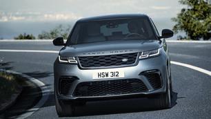 Land Rover onthult Velar vol superlatieven