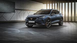 Officieel: Cupra Formentor is sportieve en hybride SUV-coupé