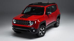 Jeep pakt uit met twee plug-inhybrides