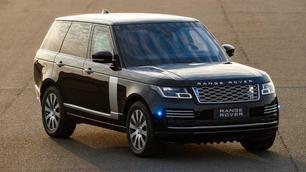 Video: Range Rover Sentinel, de koning van de gepantserde 4x4's