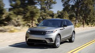 Range Rover Velar verder verbeterd