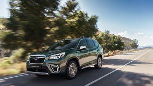 Subaru plakt prijzen op zijn hybride SUV's