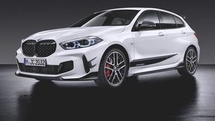 M Performance-accessoires voor de nieuwe BMW 1-Reeks