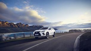 Lexus geeft zijn RX een verjongingskuur