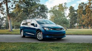 Chrysler: Voyager keert terug naar huis