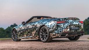 Lexus gaat cabrioletversie van de LC bouwen