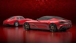 Aston Martin: de nieuwe DBS GT Zagato laat zich zien