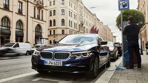 BMW verbetert zijn plug-inhybride 5-Reeks