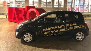 Renault Twingo omgebouwd tot elektrische auto in amper vier uur