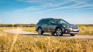 Subaru Outback Outdoor Edition: voordelige beperkte reeks