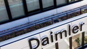 Daimler moet 870 miljoen euro boete betalen voor dieselgesjoemel