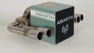 Kubo Abarth 695: Dit is geen knaldemper…