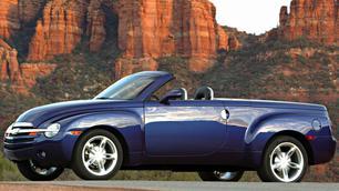 Geflopt model: Chevrolet SSR, onwaarschijnlijke genremengeling
