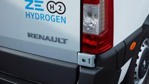 Renault prolonge l'autonomie de ses modèles électriques à l'hydrogène