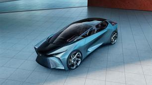 Lexus LF-30 Concept: zo ziet 2030 eruit